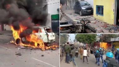 CAA Protest: संभल में हुई हिंसा के बाद समाजवादी पार्टी के सांसद समेत 17 लोगों के खिलाफ FIR दर्ज