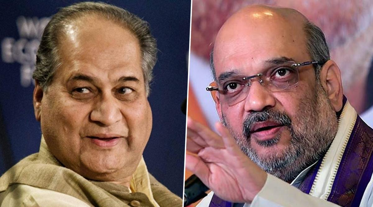 राहुल बजाज ने अमित शाह की मौजूदगी में खुलेआम कहा- देश में डर का माहौल, लोग सरकार की आलोचना करने से डरते हैं