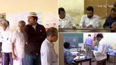 Karnataka By-Elections 2019: कर्नाटक में 15 सीटों पर उपचुनाव के लिए वोटिंग जारी, येदियुरप्पा सरकार की किस्मत का होगा फैसला
