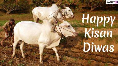 Kisan Diwas 2019: क्यों मनाया जाता है फार्मर्स डे, जानें राष्ट्रीय किसान दिवस का इतिहास और महत्व