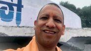 योगी आदित्यनाथ ने ली अपनी पहली सेल्फी, सोशल मीडिया पर खूब हो रही वायरल- देखें PIC
