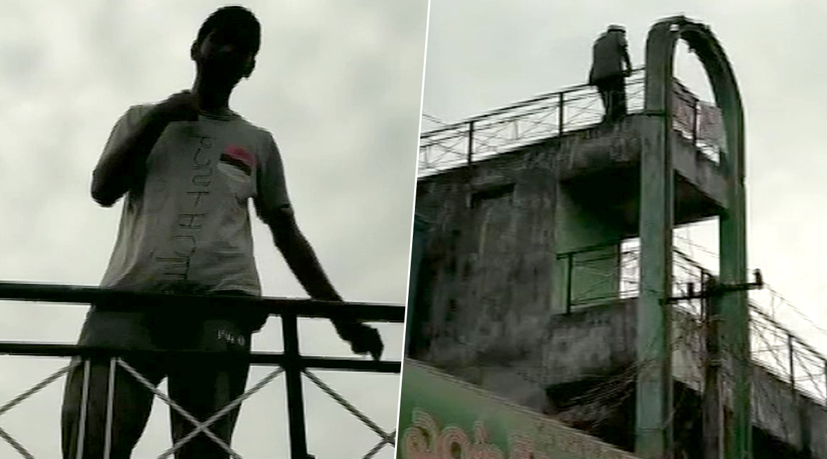 हैदराबाद वेटनरी महिला डॉक्टर बलात्कार और हत्या मामला: न्याय के लिए ग्रेजुएट छात्र ने बिल्डिंग से कूदकर आत्महत्या करने की दी धमकी