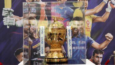 IPL 2020 Update: आज किसी भी वक्त जारी हो सकता है आईपीएल 2020 का शेड्यूल, गवर्निंग काउंसिल के चेयरमैन बृजेश पटेल ने दी जानकारी