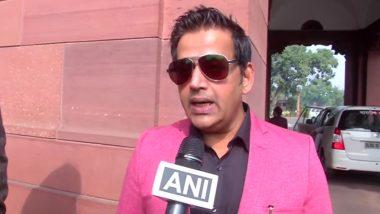 नागरिकता संशोधन बिल पर गोरखपुर के BJP सांसद रवि किशन बोले- 100 करोड़ हिंदुओं का देश है भारत