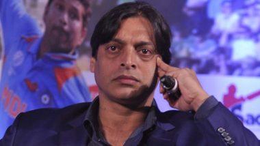 शोएब अख्तर ने कहा- भारत और पाकिस्तान व्यापार कर सकता है तो क्रिकेट क्यों नहीं खेल सकता?