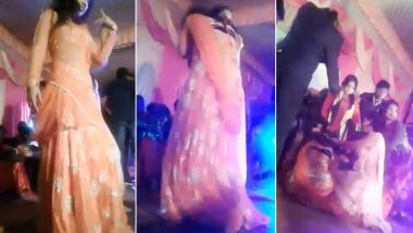 गोली चल जाएगी: UP में डांसर गर्ल ने शादी में नाचना बंद किया तो शख्स ने मारी गोली- देखें Video