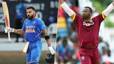 IND vs WI 3rd T20I 2019: मुंबई के वानखेड़े स्टेडियम में आज बनें ये प्रमुख रिकॉर्ड्स, पढ़ें एक नजर में