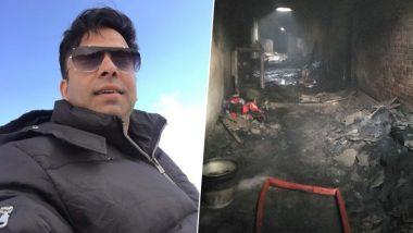 दिल्ली अग्निकांड: पुलिस ने बिल्डिंग मालिक रेहान को किया गिरफ्तार, गैरइरादतन हत्या का दर्ज है केस