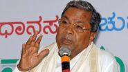Siddaramaiah Health Update: कोरोना पॉजिटिव कर्नाटक के पूर्व मुख्यमंत्री और विपक्ष के नेता सिद्धारमैया की हालत सुधरी