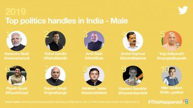 Most Tweeted Politicians 2019: ट्विटर पर इस साल भी पीएम मोदी ने राहुल गांधी को दी मात, ये बना साल 2019 का गोल्डन ट्वीट