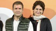 Rahul and Priyanka Gandhi Vadra To Meet Hathras Rape Victim's Family Today: राहुल और प्रियंका गांधी हाथरस में पीड़िता के परिवार से करेंगी मुलाकात? धारा 144 लागू