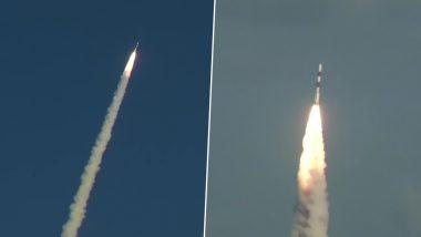 ISRO ने अंतरिक्ष में फिर रचा इतिहास, निगरानी उपग्रह RISAT-2BR1 को किया लॉन्च