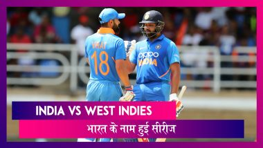 IND vs WI 3rd T20I 2019: भारत ने 2-1 से सीरीज पर जमाया कब्जा