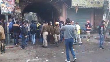 दिल्ली अग्निकांड: बिहार के समस्तीपुर में मुस्लिमों के मातम में हिंदू भी दिखे साथ, पिछले 4 दिनों से किसी के भी घर में नहीं जला चूल्हा