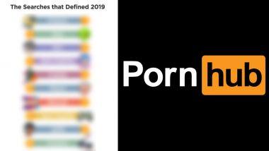 Pornhub Year in Review 2019: एमेच्योर, एलियन और POV, एपेक्स लीजेंड्स से लेकर ASMR पोर्न, इस साल ज्यादा सर्च किए गए XXX के ये शब्द