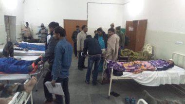 राजस्थान: जैसलमेर में टर्बो और सेना के ट्रक के बीच भीषण टक्कर, 5 जवान घायल