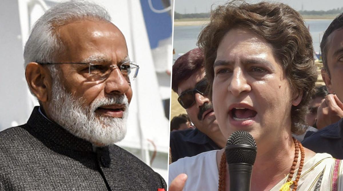 जामिया फायरिंग: प्रियंका गांधी बोलीं- BJP सरकार के मंत्री भड़काऊ बयान देंगे तो यही होगा, पीएम मोदी को जवाब देना चाहिए