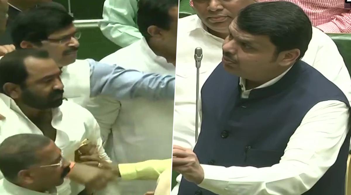 महाराष्ट्र BJP ने COVID-19 संक्रमण के रोकने की नाकामी को लेकर किया सरकार विरोधी प्रदर्शन, एनसीपी ने किया पार्टी पर किया पलटवार