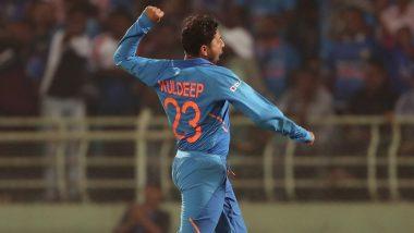 IND vs WI 2nd ODI 2019: हैट्रिक लेने के बाद कुलदीप यादव ने कहा- इस अनुभव को शब्दों में बयां नहीं कर सकता