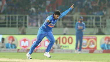 IND vs WI 2nd ODI 2019: इंटरनेशनल लेवल पर दो हैट्रिक लेने वाले पहले भारतीय बने कुलदीप यादव