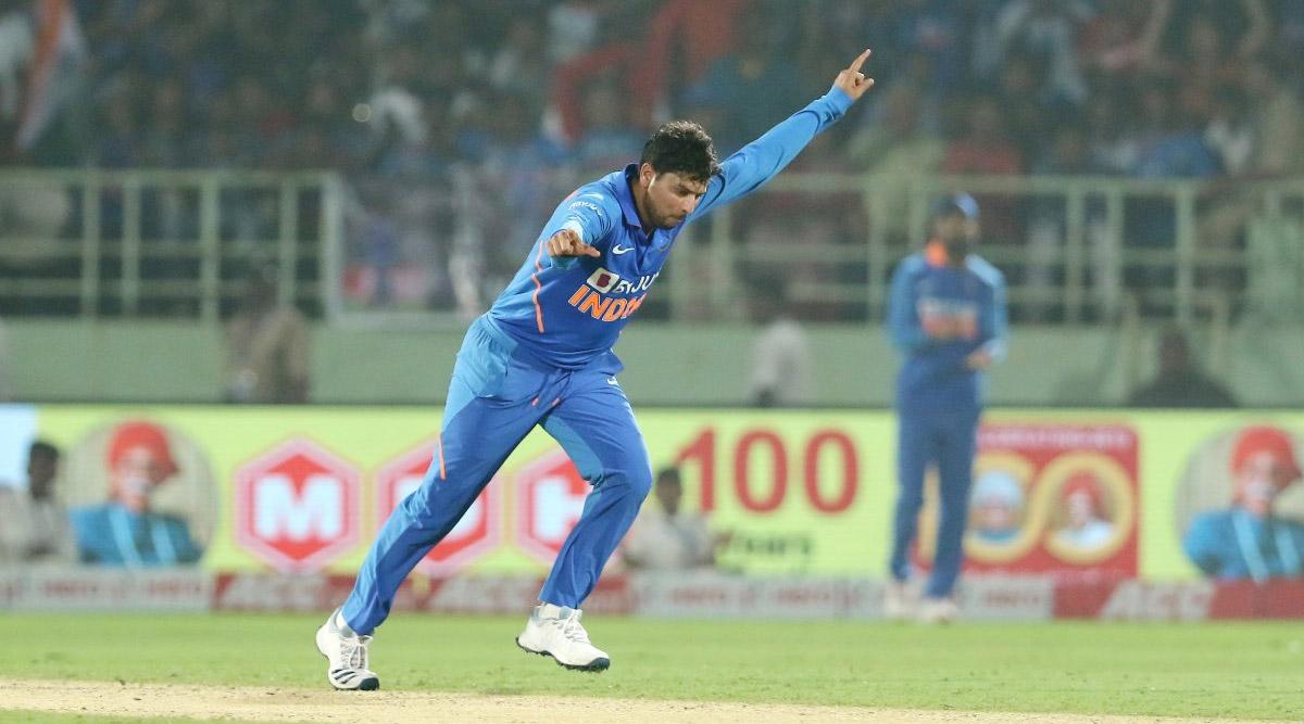 IND vs WI 3rd ODI 2019: कुलदीप यादव वनडे में 100 विकेट लेने से एक विकेट दूर