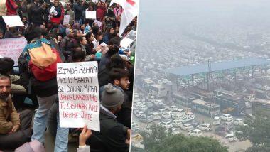 नागरिकता कानून का विरोध जारी: दिल्ली-गुरूग्राम में जाम के चलते एयर इंडिया, इंडिगो और स्पाइस जेट की कई उड़ाने रद्द