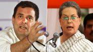 दिल्ली हिंसा: भड़काऊ भाषण के आरोप में सोनिया-राहुल और प्रियंका गांधी सहित अन्य के खिलाफ याचिका दायर, एफआईआर दर्ज करने की मांग