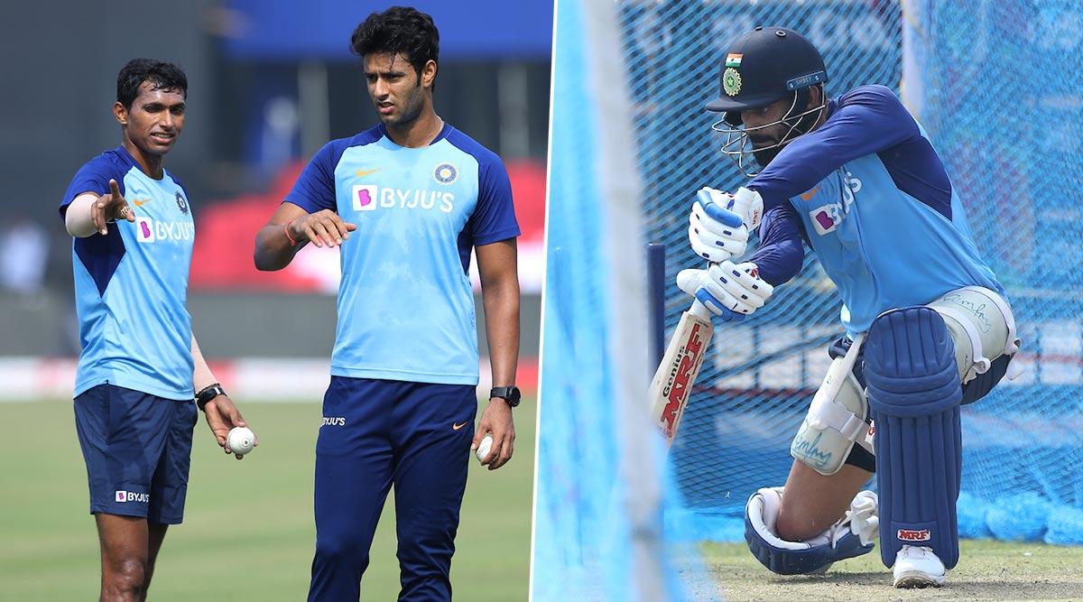 IND vs WI 3rd ODI 2019: निर्णायक मुकाबले से पहले विराट सेना ने जमकर बहाया पसीना, देखें तस्वीर