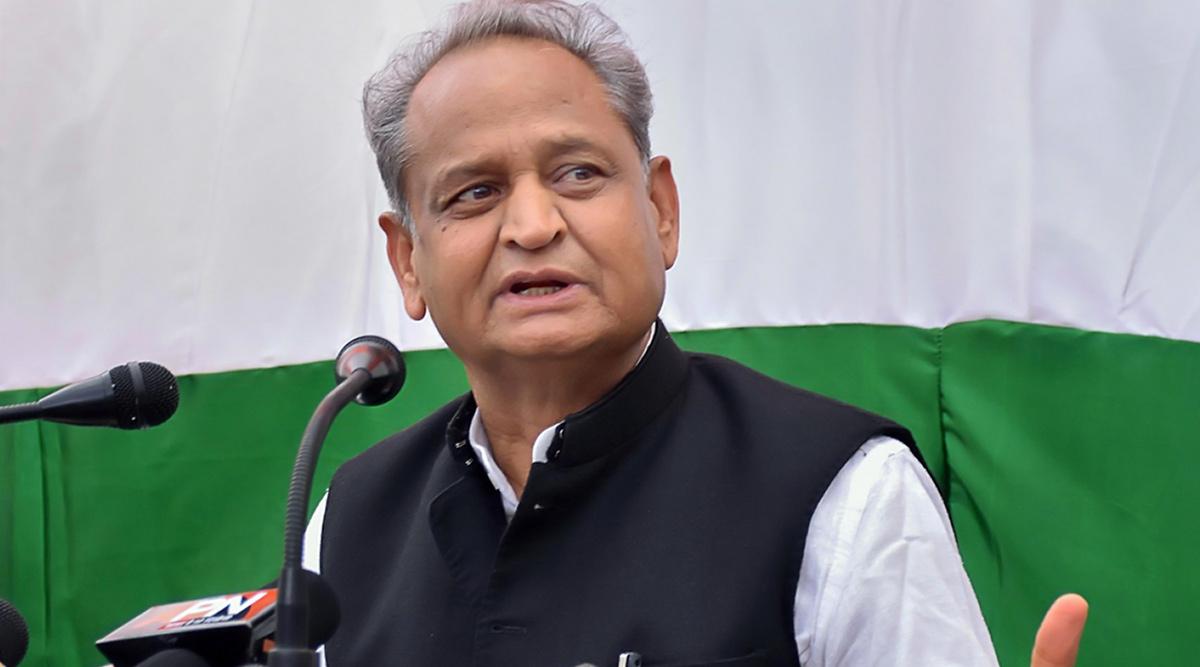 राजस्थान: अशोक गहलोत ने पीएम मोदी पर साधा निशाना, कहा- संसद में आपको समर्थन देने वाले बिहार-ओडिशा के सीएम भी NRC का विरोध कर रहे