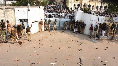 Anti-CAA protests: उत्तर प्रदेश में जुमे की नमाज से पहले पुलिस हुई अलर्ट, 14 जिलों में इंटरनेट बंद- सुरक्षा व्यवस्था चौकस