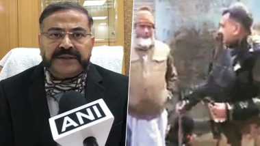 CAA Protests: मेरठ के एसपी सिटी के 'पाकिस्तान चले जाओ' वाले बयान पर  ADG प्रशांत कुमार ने दी सफाई,  कहा- हालात बेहद तनावपूर्ण हो चुके थे