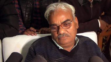 बीजेपी विधायक मदन दिलावर का विवादित बयान, कहा- CAA का विरोध कर रहे राहुल-सोनिया-प्रियंका गांधी समेत सभी देश के दुश्मन