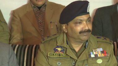जम्मू-कश्मीर: DGP दिलबाग सिंह बोले- घाटी में सक्रिय आतंकवादियों की तादाद घटी, इस साल कम हुई घुसपैठ