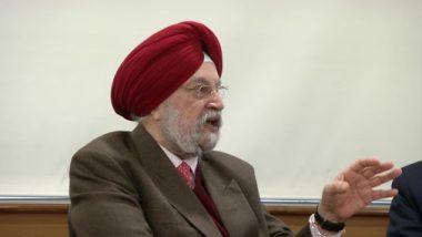 केंद्रीय नागरिक उड्डयन मंत्री हरदीप सिंह पुरी बोले- हमारे पास कोई विकल्प नहीं, एयर इंडिया का निजीकरण करना ही होगा