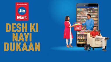 Jio Mart: रिलायंस ने ग्रॉसरी मार्केट में रखा कदम, 'जियो मार्ट' से अमेजन और फ्लिपकार्ट को देगा टक्कर- ग्राहकों की चांदी