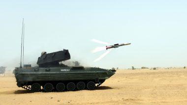 अमेरिका से टैंकभेदी मिसाइल प्रणाली खरीदेगा यूक्रेन: रक्षा मंत्रालय