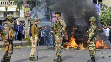 CAA Protect: असम पुलिस को सोशल मीडिया पर मिले 246 भड़काऊ पोस्ट, 36 मामले दर्ज- 16 गिरफ्तार