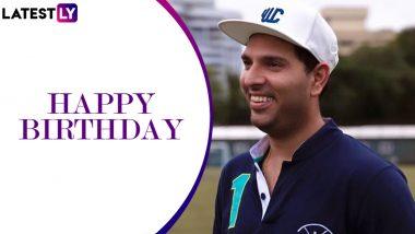 Happy Birthday Yuvraj Singh: आज अपना 38वां जन्मदिन मना रहे हैं युवराज सिंह, जानें क्रिकेट करियर में कैसा रहा है उनका सफर