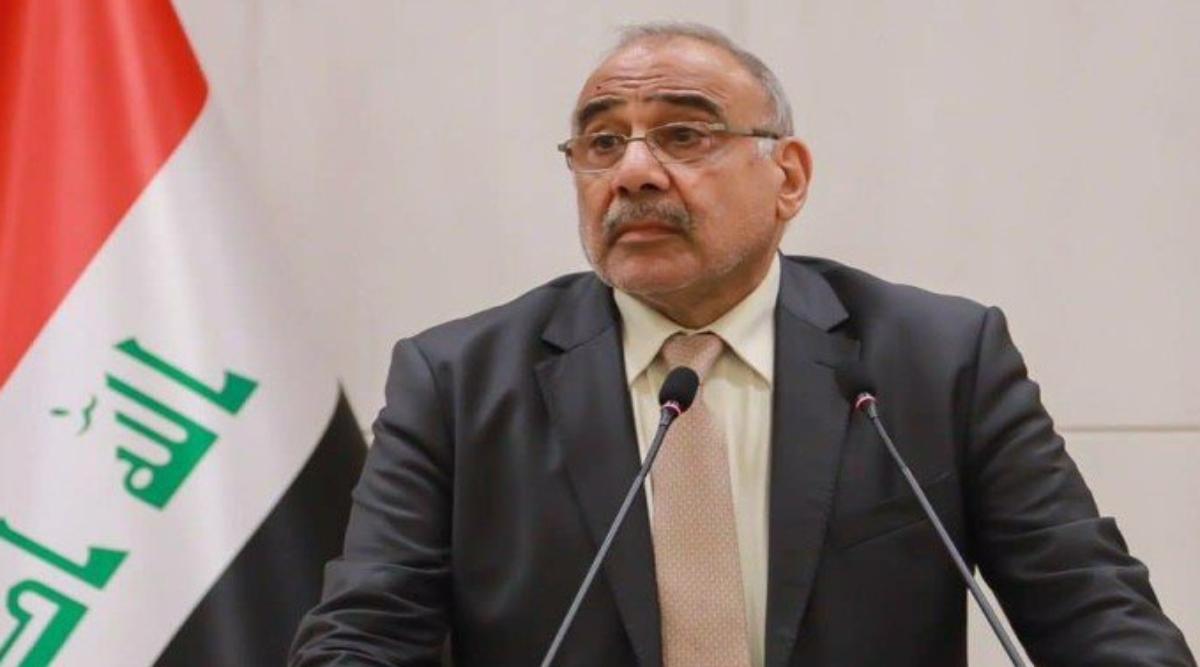 इराकी प्रधानमंत्री आदिल अब्दुल माह्दी ने औपचारिक रूप से सौंपा इस्तीफा, लोगों ने किया विरोधी प्रदर्शन