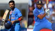 WI 210/1 in 37 Overs (Target 287/8) | India vs West Indies 1st ODI 2019 Live Score Update: वेस्टइंडीज 37 ओवर के बाद 210/1