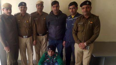 हरियाणा: हिसार पुलिस के हाथ लगी बड़ी कामयाबी, 50 लाख की हीरोइन के साथ एक युवक को किया गिरफ्तार