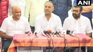कर्नाटक: बीजेपी में शामिल हुए कांग्रेस कॉरपोरेटर आर वसंत कुमार की 2 दिन बाद हुई 'घर वापसी', लगाया ये आरोप