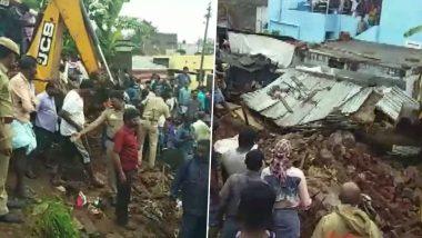 तमिलनाडु: मेट्टुपलायम में भारी बारिश के चलते गिरी दीवार, 15 लोगों की मौत- रेस्क्यू ऑपरेशन जारी