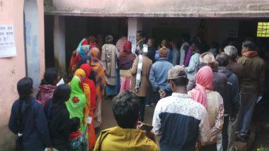 झारखंड विधानसभा चुनाव 2019: शुरुआती 2 घंटे में 12.01 प्रतिशत मतदान दर्ज