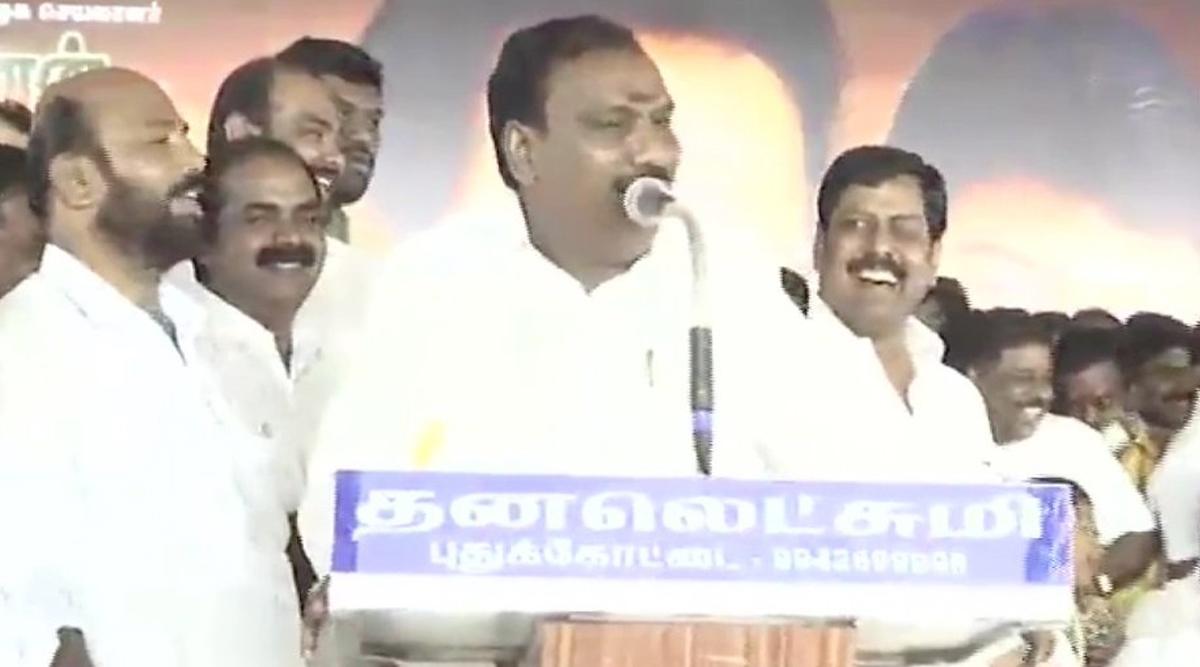 तमिलनाडु: बीजेपी को बड़ा झटका, प्रदेश उपाध्यक्ष बी टी ए कुमार DMK में हुए शामिल