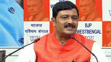 Citizenship Amendment Law: BJP नेता राहुल सिन्हा ने कहा- टीएमसी के कारण राज्य जल रहा है