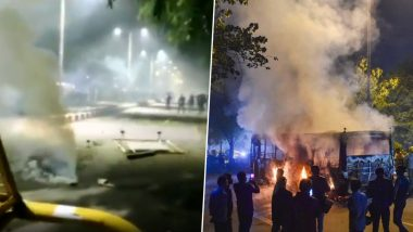 नागरिकता कानून के खिलाफ एएमयू में छात्रों का हंगामा और पथराव, विश्वविद्यालय 5 जनवरी तक बंद
