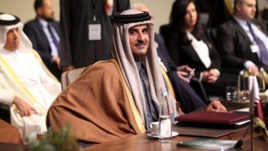 सऊदी किंग ने 40वें GCC समिट के लिए कतर के अमीर शेख तमीम को किया आमंत्रित, लिखा पत्र