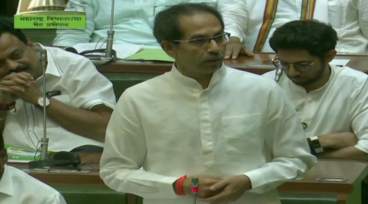 महाराष्ट्र: विधानसभा में बोले उद्धव ठाकरे- मैं अब भी हिंदुत्व की विचारधारा के साथ, इसे कभी नहीं छोडूंगा