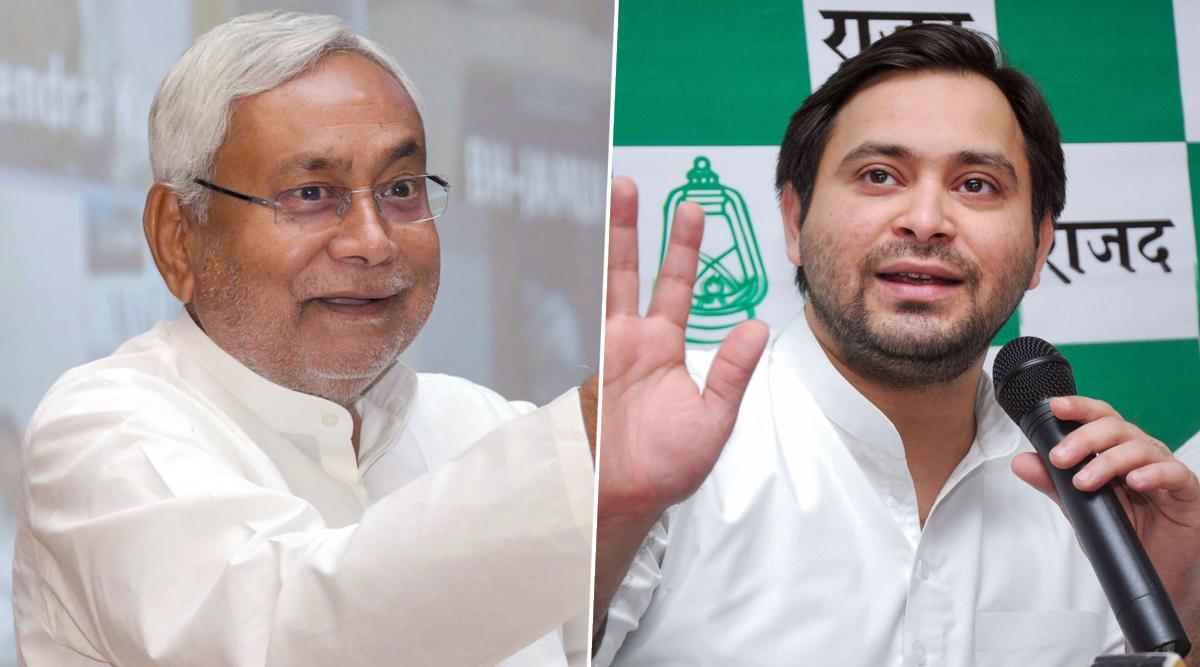 तेजस्वी यादव ने CM नीतीश कुमार पर साधा निशाना, कहा- सरकार के निक्कमेपन के कारण  6-8 साल लगते हैं ग्रेजुएशन पूरा करने में